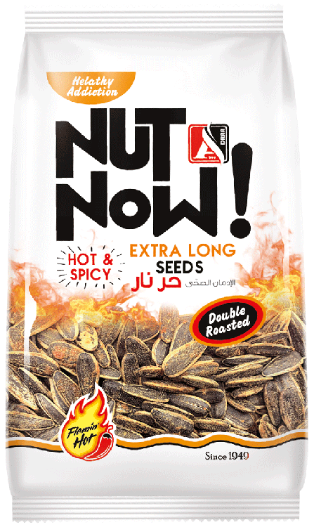 HOT&SPICY SUNFLOWER SEEDS<br/>175g*12 PCS
