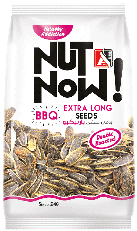 BARBEQUE SUNFLOWER SEEDS<br/>175g*12 PCS