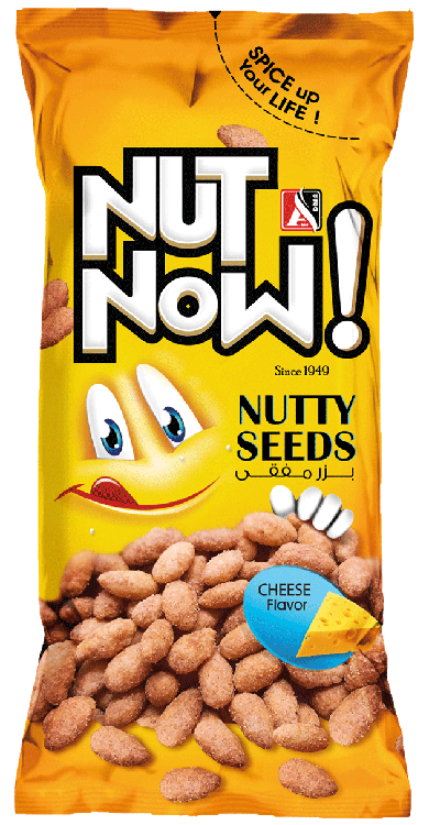 CHEESE NUTTY SEEDS<br/>18g*24 PCS