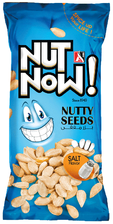 SALTED NUTTY SEEDS<br/>18g*24 PCS