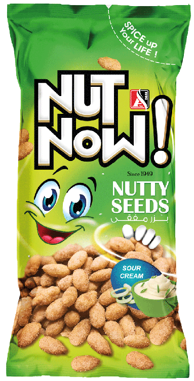 ONION NUTTY SEEDS<br/>18g*24 PCS