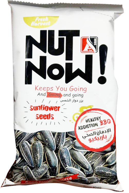 BARBEQUE SUNFLOWER SEEDS<br/>75G *24 PCS